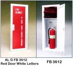 Larsen Industries Fire Blanket Cabinets | B.L. Wilcox