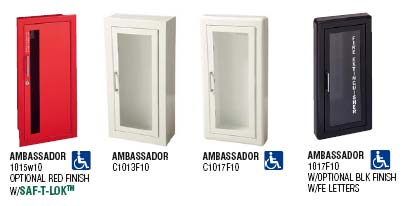 *Recommended For Plaster Walls Only, Where The Wall Can Be Finished Flush  With The Cabinet After Its Installation