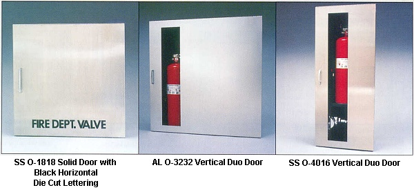 Larsenu0027s Fire Hose And Valve Cabinets Occult Series