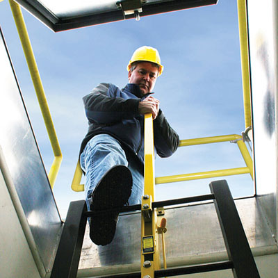 Roof Hatch Safety