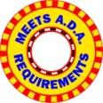 Meets ADA Requirements