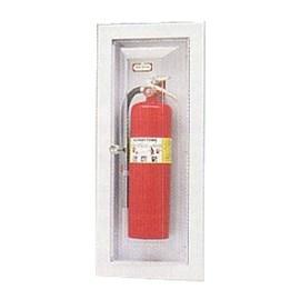 Vista series fire extinguisher cabinet