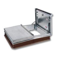 aluminum roof hatch double