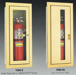 Alta extinguisher cabs