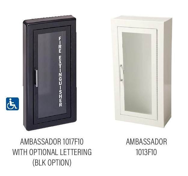 ambassador series cabinets