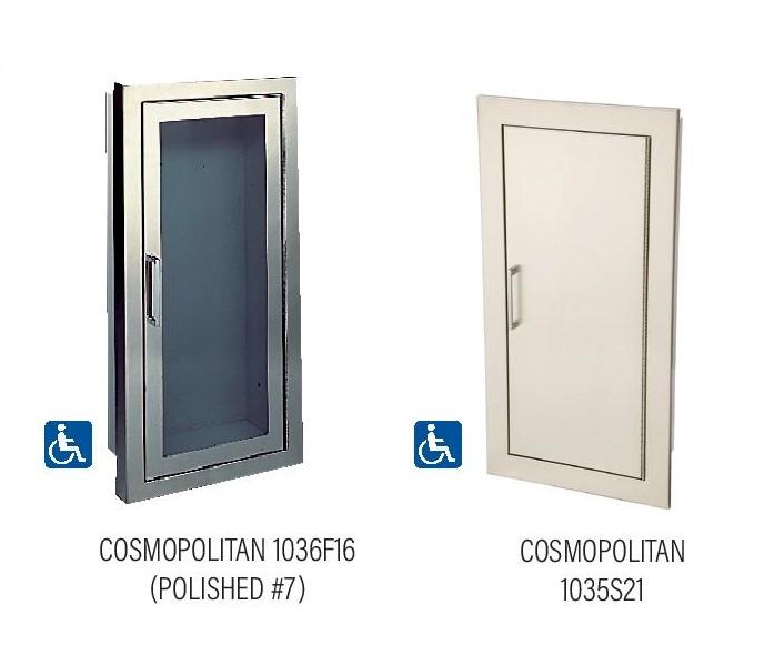 cosmopolitan series doors
