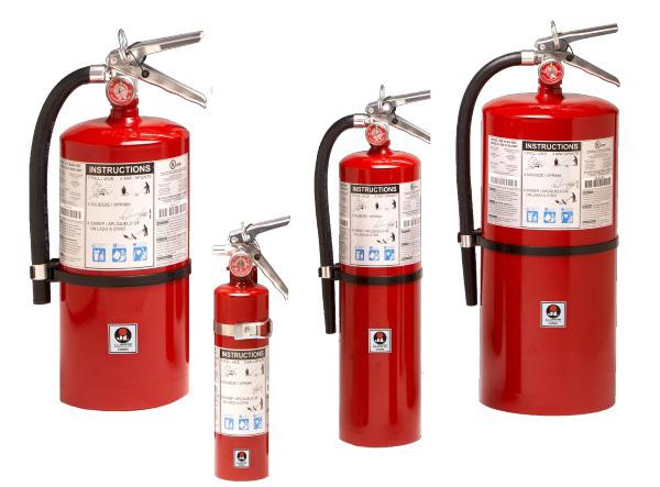 cosmic fire extinguisher