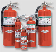 haltotron I fire extinguishers
