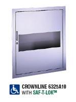 crownline 6325A10 with saf-t-lok