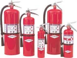 purple k fire extinguishers