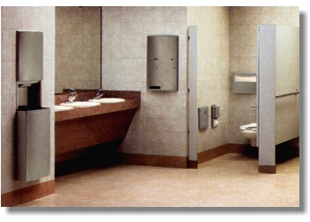 Bobrick Washroom Accessories - Bobrick bathroom accessories